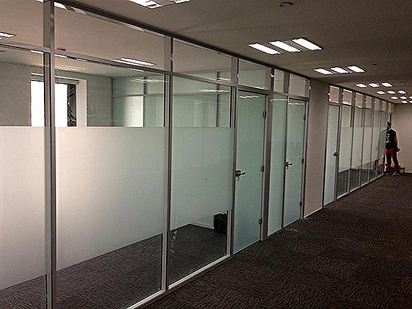 青岛办公室高隔