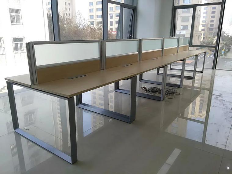 青岛隔断办公桌
